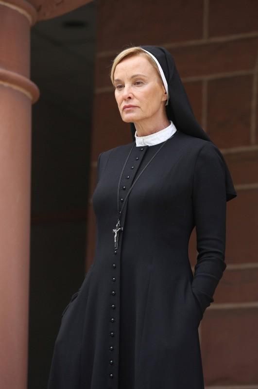 Jessica Lange dans American Horror Story saison 2