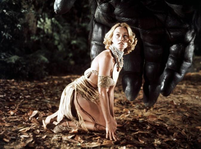 Jessica Lange dans King Kong de 1976