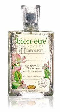 La Cologne de l'Herboriste aux Graines d'Amandier des Collines de Provence, Bien-Être 6,30 €