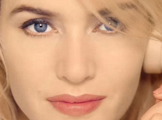 Kate Winslet : une beauté sensuelle pour Lancôme