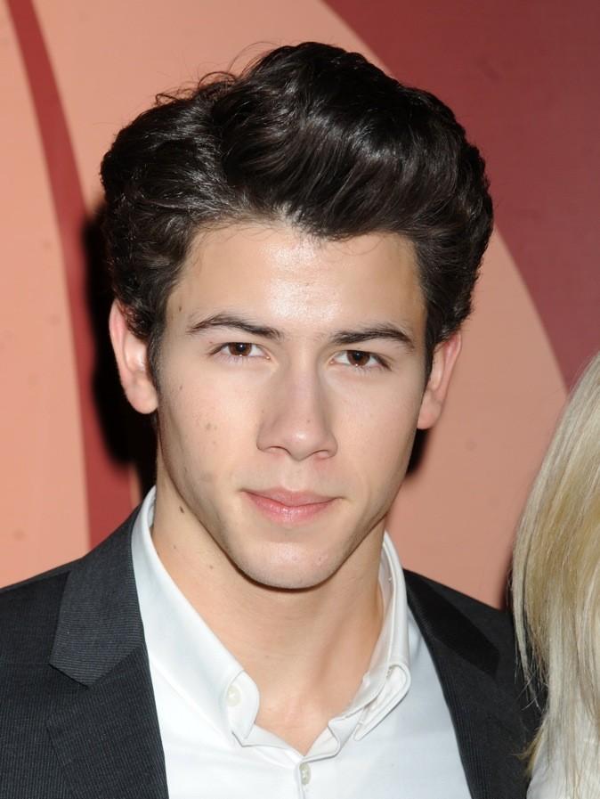 Nick Jonas en février 2012