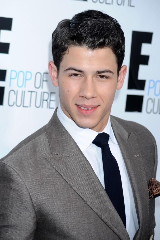 Nick Jonas en mai 2012