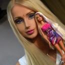 Valeria Lukyanova est le parfait sosie de Barbie