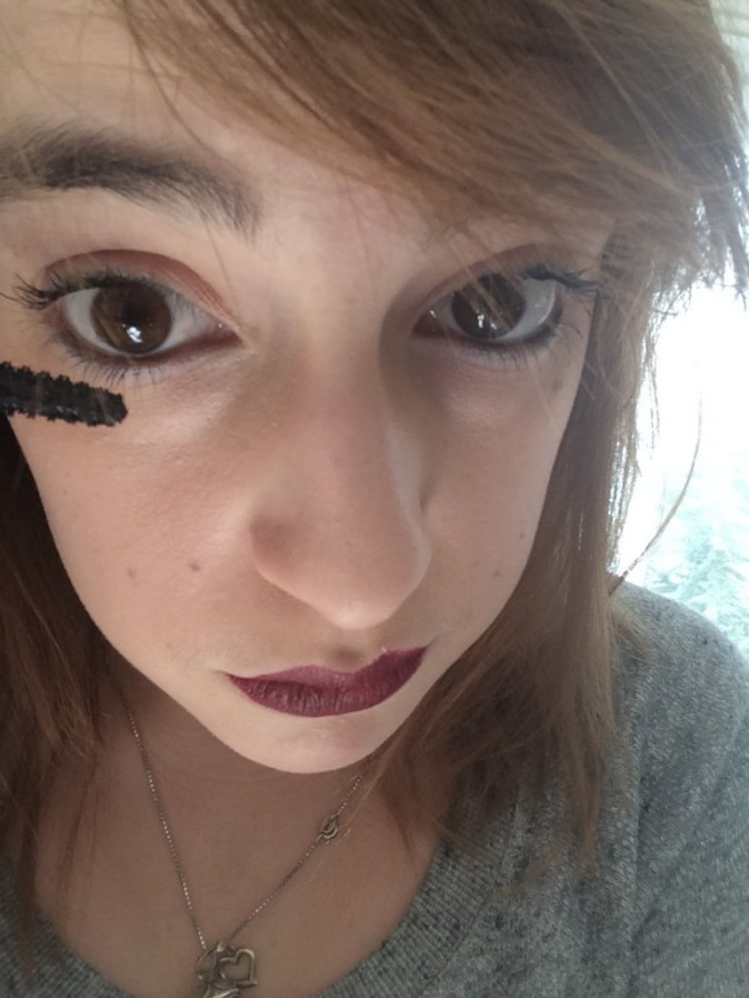 Teddie a testé le mascara Miss Manga Punky : elle a adoré !