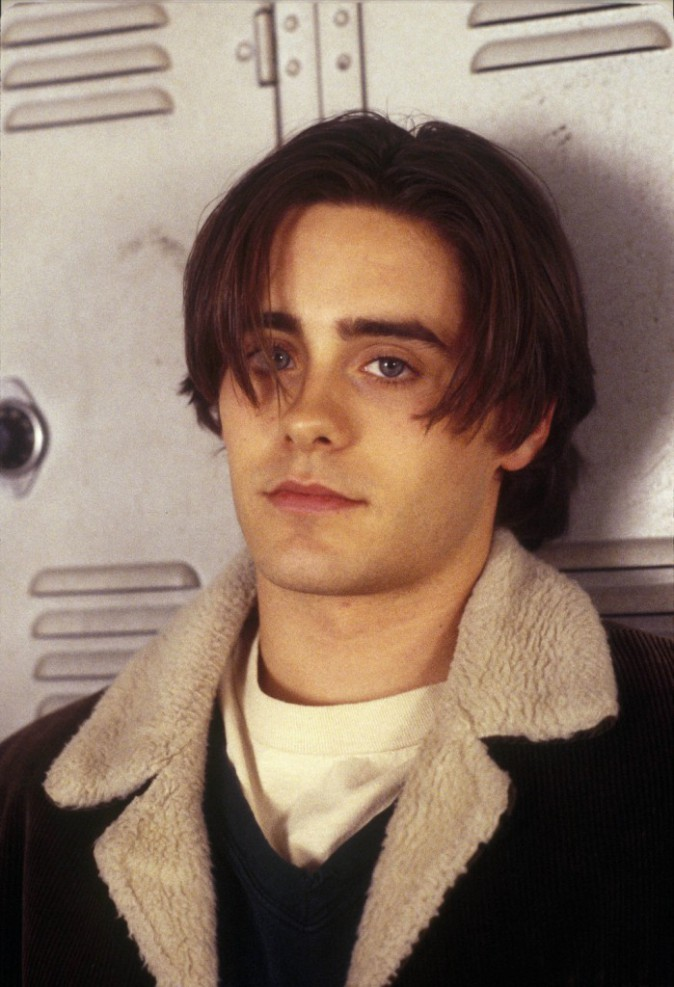 Jared Leto en 1994 dans la série My So Called Life diffusée sur ABC.