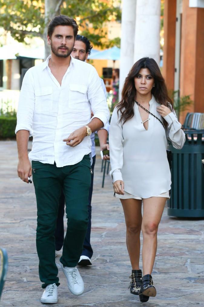 "Elles sont canons sans ""thigh gap"" : Kourtney Kardashian"