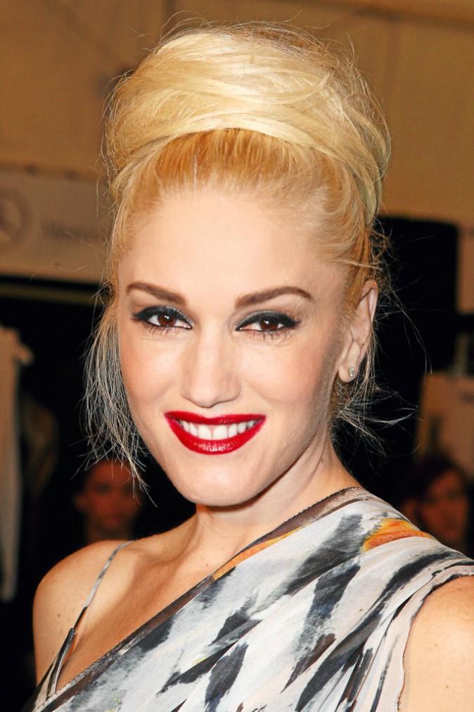 Gwen Stefani : son rouge à lèvres !