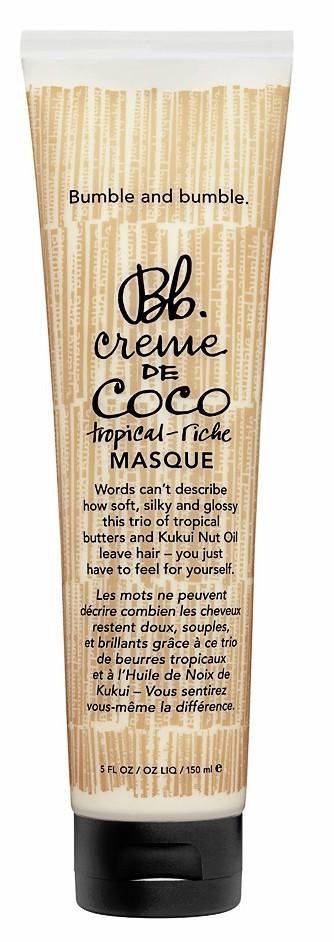 6. Je réconforte mes cheveux : Masque à la crème de coco, Bumble and bumble chez Sephora, 31 €