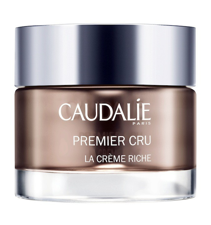 Crème riche premier cru de Caudalie. 89 €.