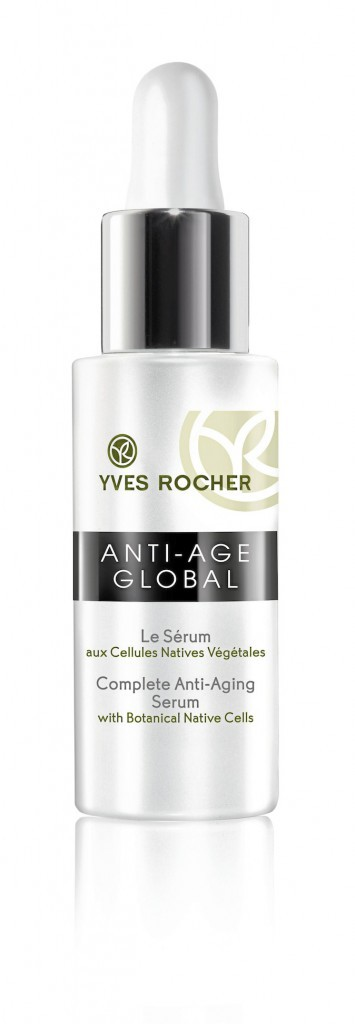 Sérum anti-âge global d'Yves Rocher. 25,90 €.
