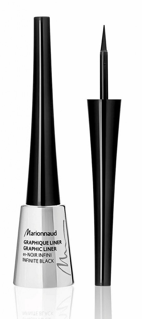 Graphique liner noir infini, Marionnaud 10,90 €