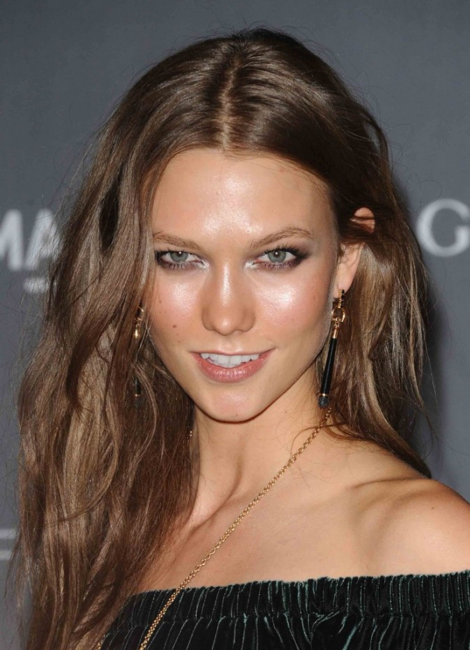 Karlie Kloss au LACMA 2012 Art+Film Gala à Los Angles, octobre 2012