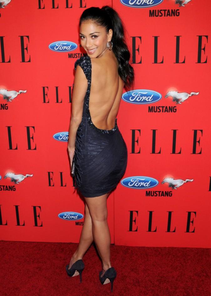 """Beauté : Nicole Scherzinger : """" J'ai toujours trouvé que j'avais de grosses fesses !"""""""