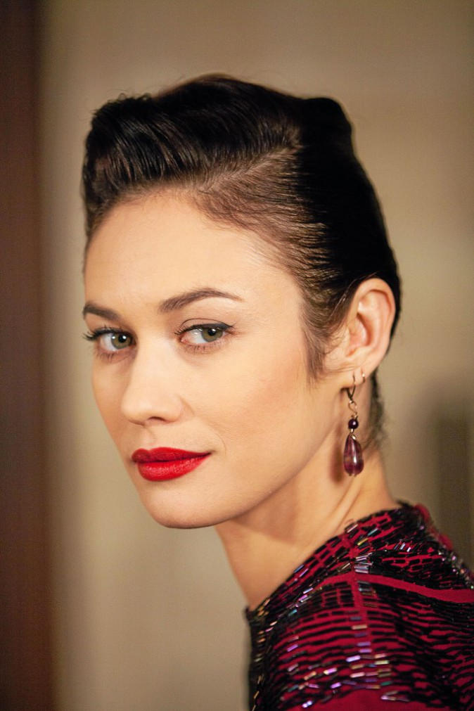 Le beauty code d'Olga Kurylenko dans Vampire Academy !