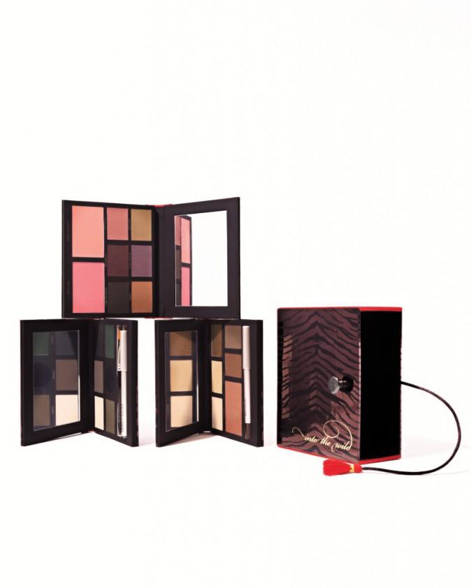 Coffret Into The Wild, 3 palettes de maquillage, Laura Mercier 100 €