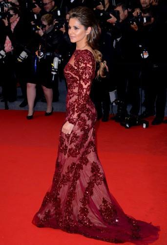 À la 6ème place des plus belles fesses au monde : Cheryl Cole !