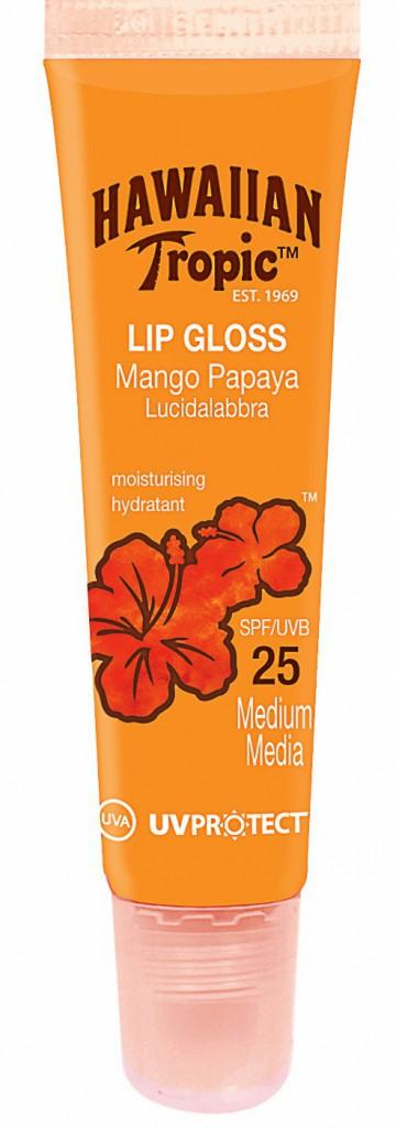 Anti-UV Lip Gloss, Mango Papaya, Hawaiian Tropic 4€