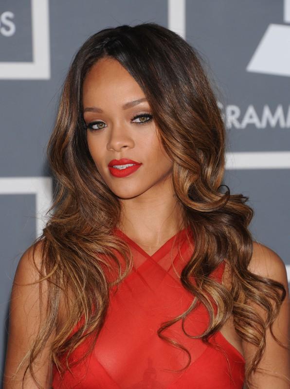 Rihanna en février 2013