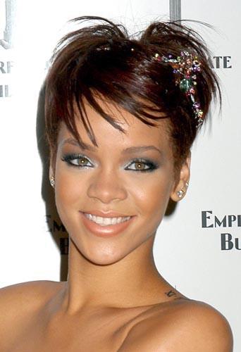 Rihanna en juin 2008