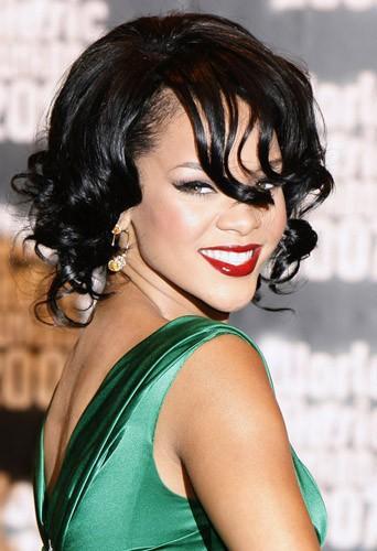 Rihanna en novembre 2007
