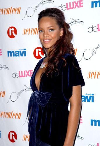 Rihanna en septembre 2006