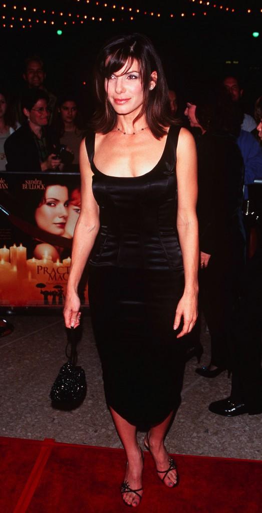 Sandra Bullock en 1992