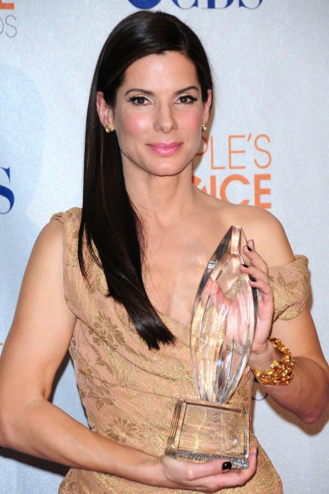 Sandra Bullock en 2010