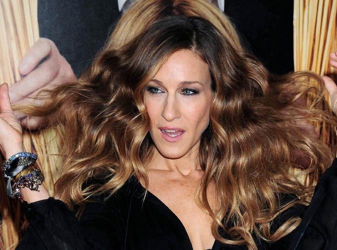 Sarah Jessica Parker obsédée par ses cheveux !