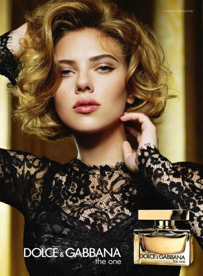 Le glamour à l'italienne pour le parfum The One !