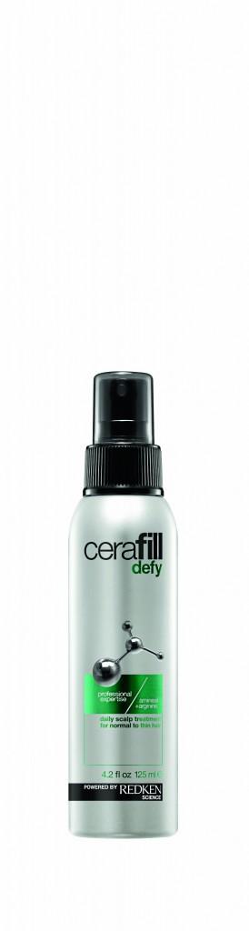 Spray soin revitalisant pour cuir chevelu Cerafill Defy, Redken 32 €