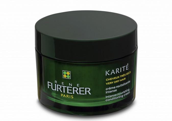 Crème cheveux revitalisante intense au karité, René Furterer.28€