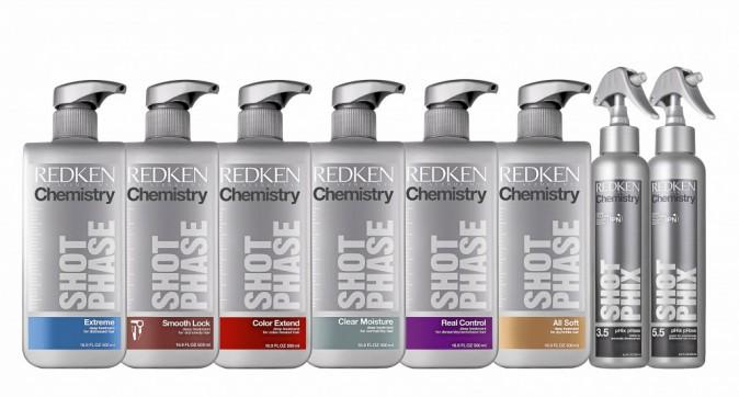 Soin Chemistry, Redken, disponible dans les salons agréés 15 €