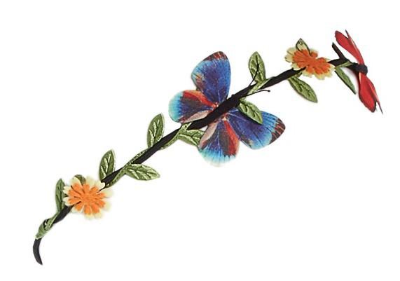 À fleurs et papillons, Asos 8,40 €