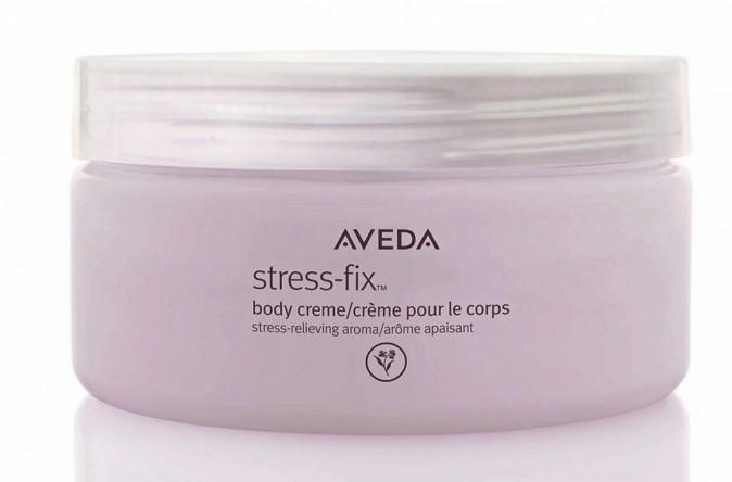 Crème pour le corps Stress-fix, Aveda (à partir de mai), 44€