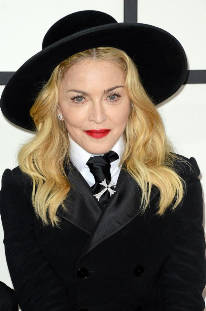 Madonna adepte du régime Loup-Garou