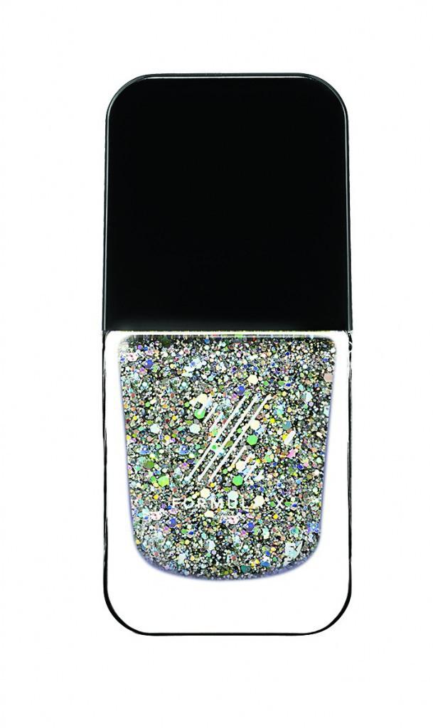 Vernis à ongles pailleté, Formula X chez Sephora 12,90€