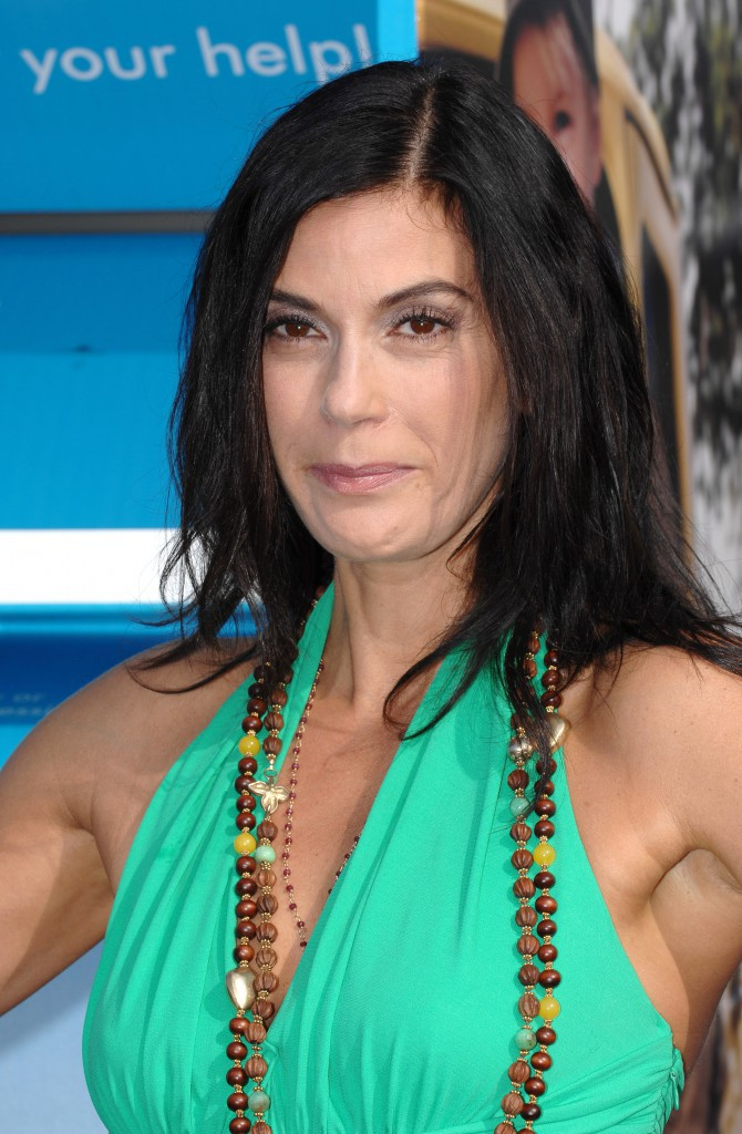Teri Hatcher en 2007 au naturel