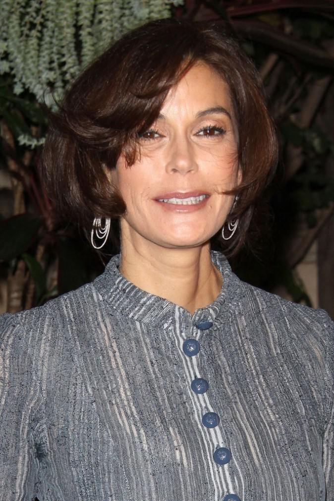 Teri Hatcher en 2010 au naturel