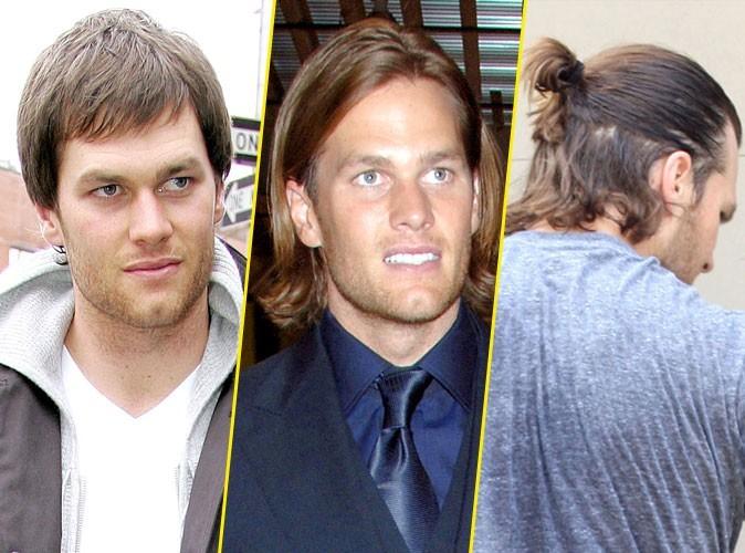 Tom Brady fait ce qu'il veut avec ses cheveux !