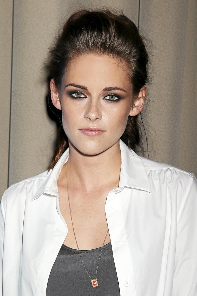 Kristen Stewart : les torsades