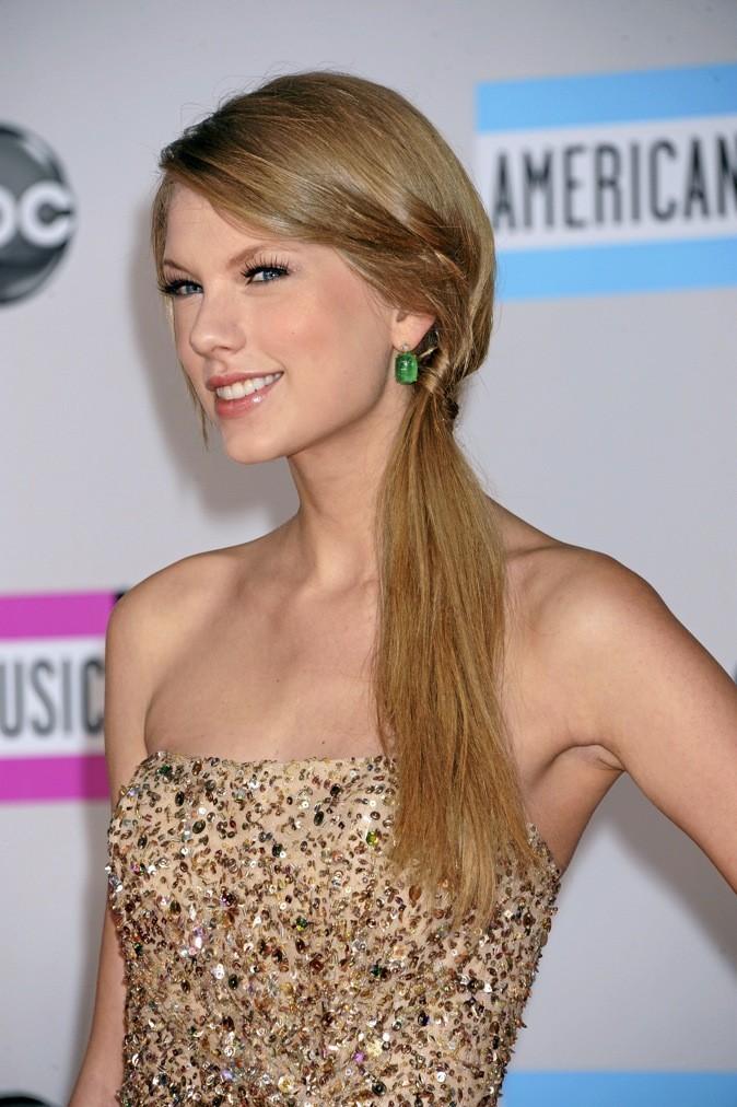 Taylor Swift : la queue-de-cheval