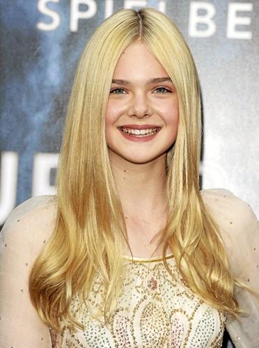 Une peau nette à 13 ans comme Elle Fanning !