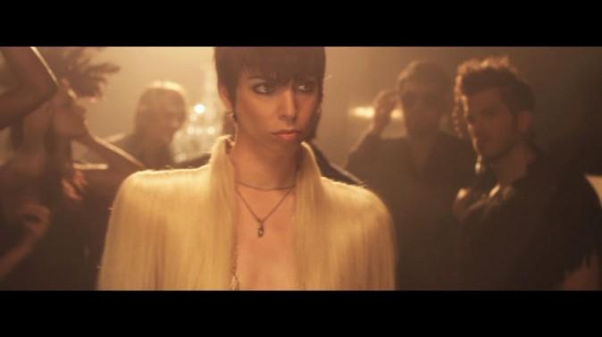 Un beauty look de rock star pour Mademoiselle K !
