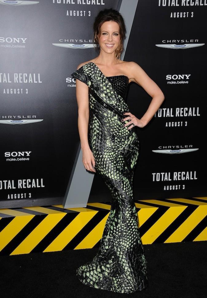 Kate Beckinsale en serpent