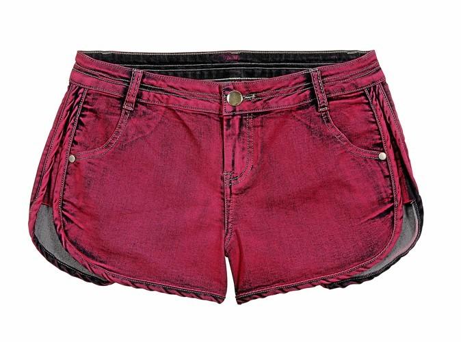 1. Short en jean délavé, Mim, 24,99 €