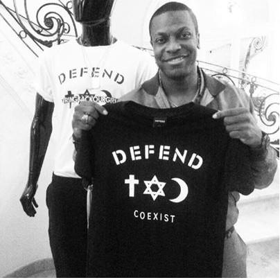 Chris Tucker en Defend Paris …
