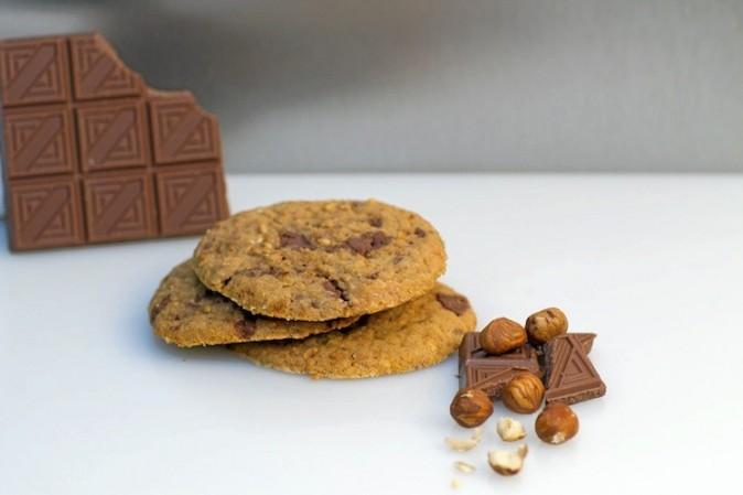 La Fabrique — Cookies, 47, rue des Martyrs, Paris 9. Tél. : 06 95 42 47 38. lafabrique-cookies.fr.