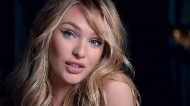 Candice Swanepoel : en vidéo sexy pour promouvoir le dernier push-up de Victoria's Secret !