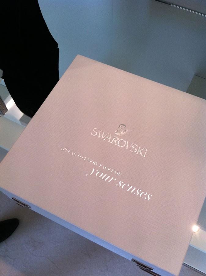 Cannes 2011 : le coffret Swarovski !