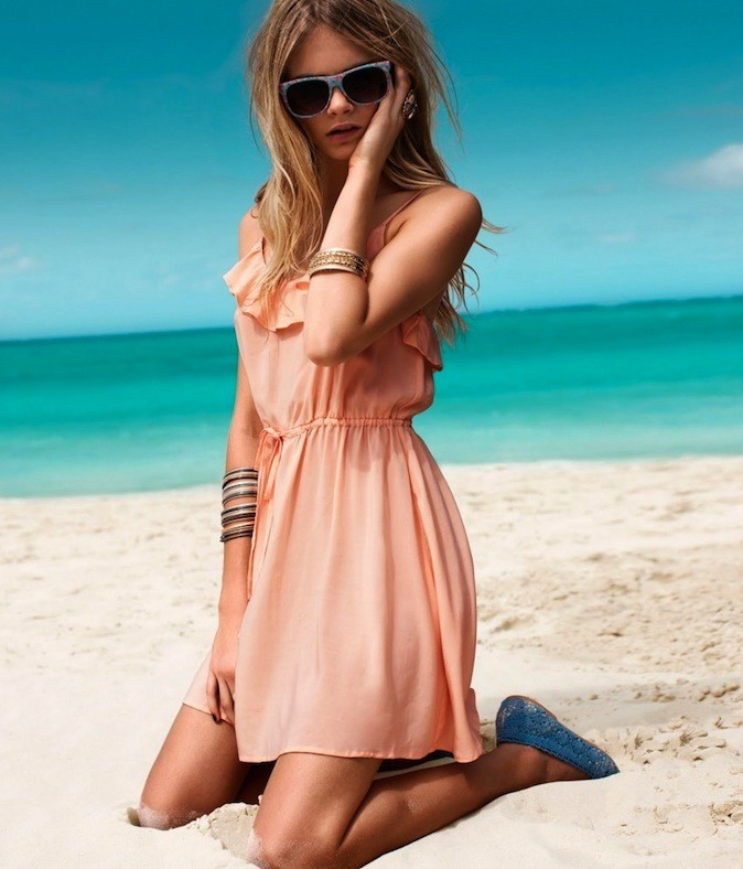 Cara Delevingne pour H&M